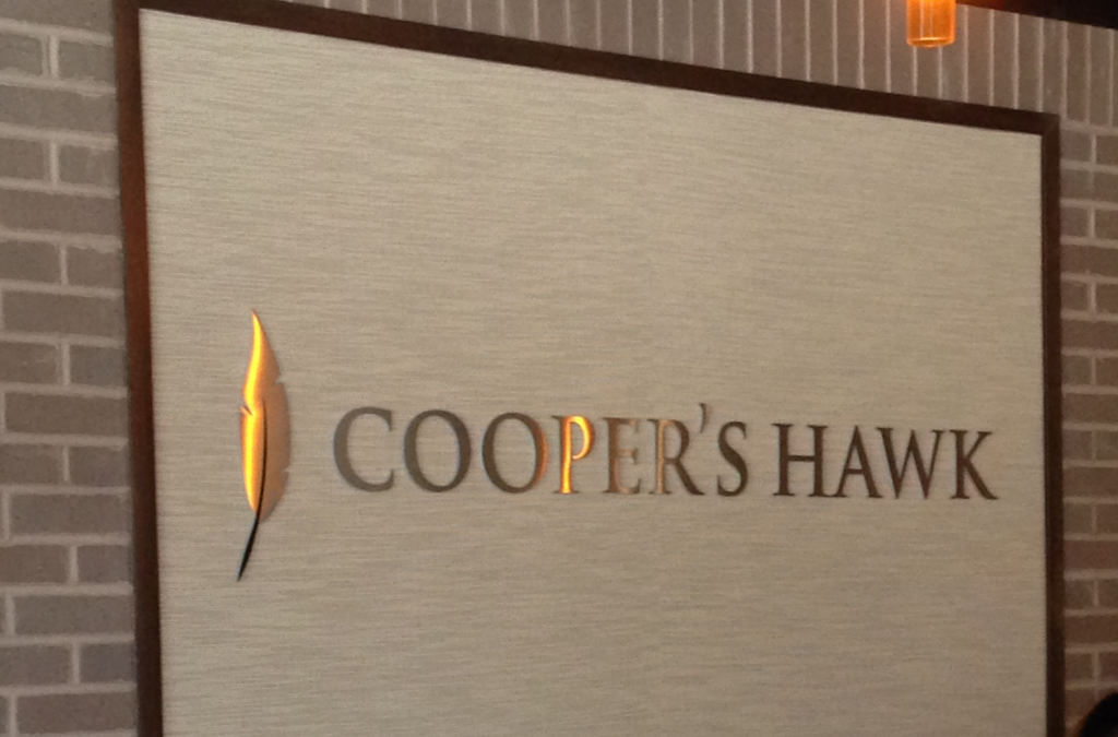 Cooper's Hawk at Liberty Center: Wine, Dine, and Unwind