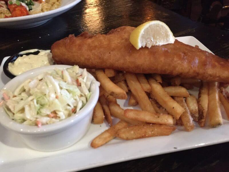 The Pub Rookwood Commons Fish and Chips