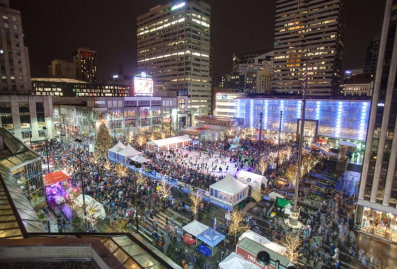 photo credit: Fountain Square Ice Rink