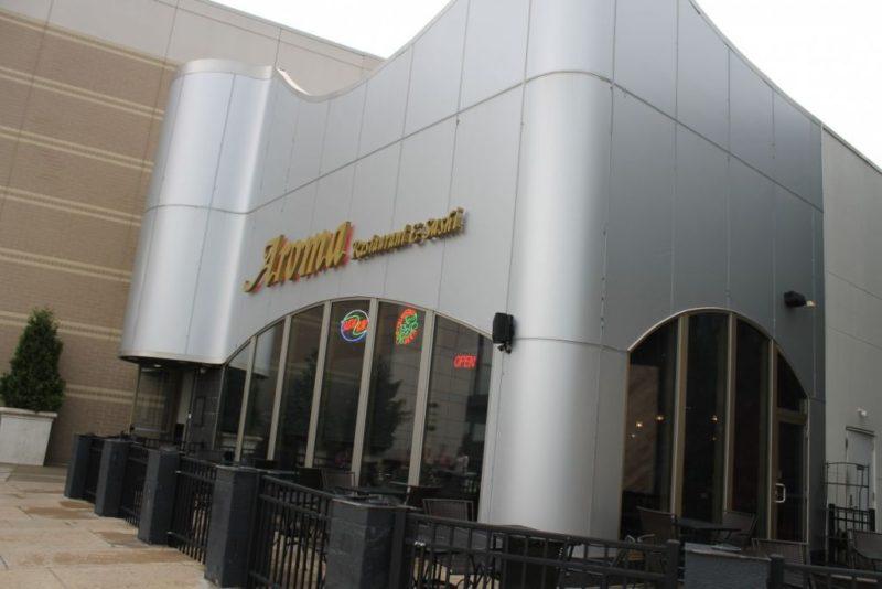 Aroma Restaurant - Date Night Cincinnati