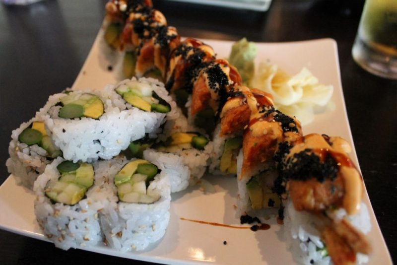 Aroma Sushi - Cincinnati Date Night