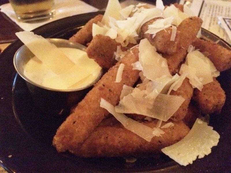 Zucchini Fries - Trinity Gastro Pub