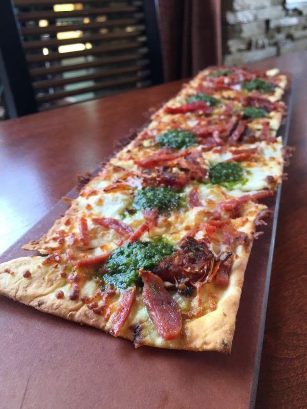Seasons 52 flatbreads