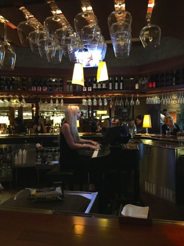 Piano Bar at Seasons 52 Cincinnati