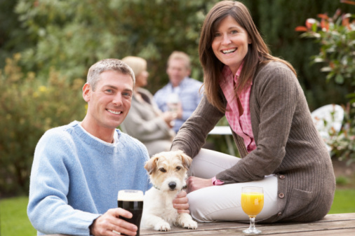 A Great Date Idea for Dog-Loving Couples