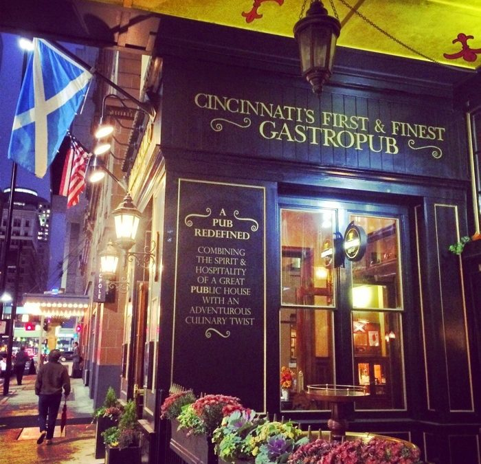 Date Night with a Scottish Flair at Nicholson's