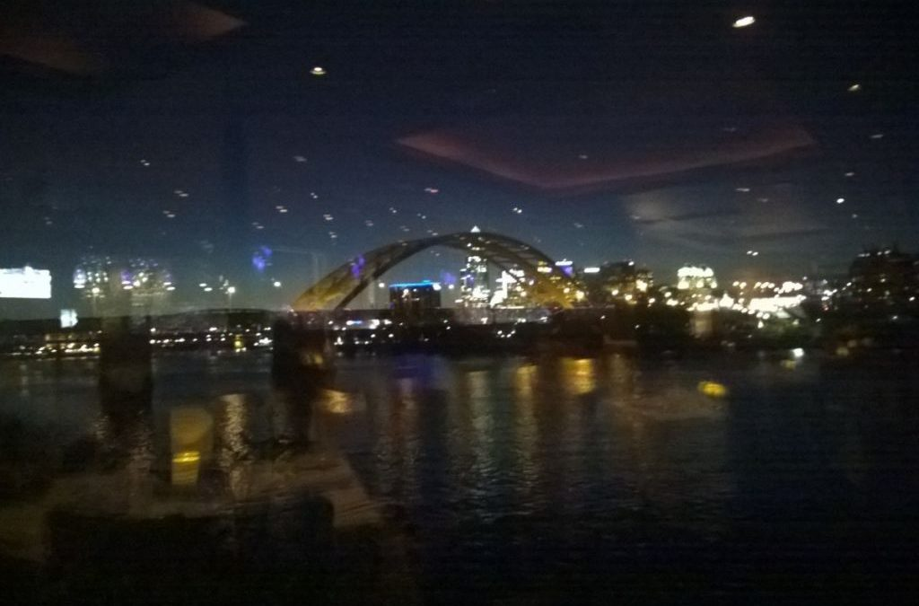 Dinner with a View – The Chart House