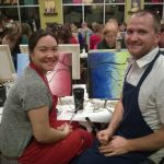 Painting with a Twist - Date Night Cincinnati