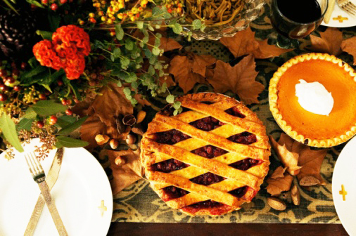 Thanksgiving dining options Cincinnati & NKY