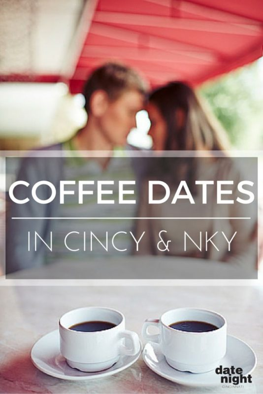 A coffee shop can be a great spot to meet and relax while enjoying each other's company in a quiet and cozy setting. Check out our roundup of great Cincy & NKY coffee date spots.