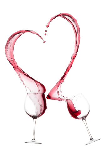 Valentine's Day Wine Pairing Dinner Date Idea Cincinnati