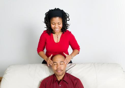 massage lesson date idea