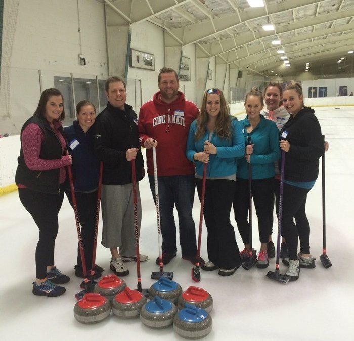 Switch Up Date Night with the Cincinnati Curling Club