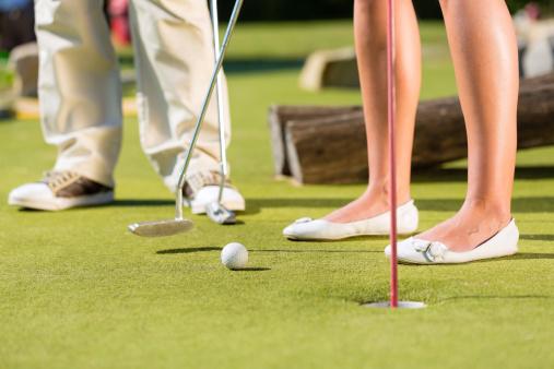 mini golf in cincinnati