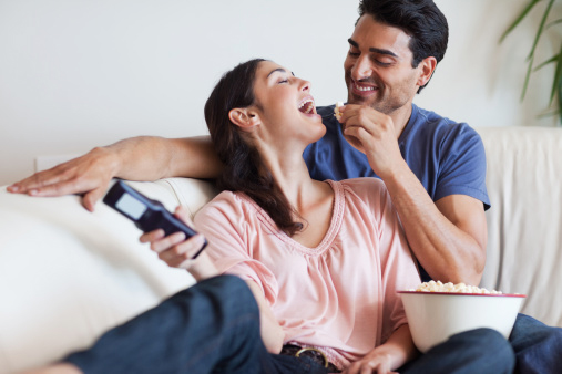 Romantic comedies for date night