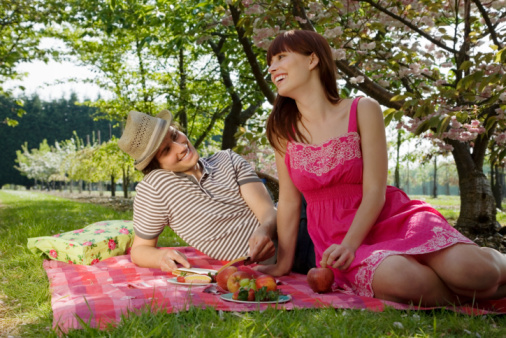 5 Spring Date Ideas