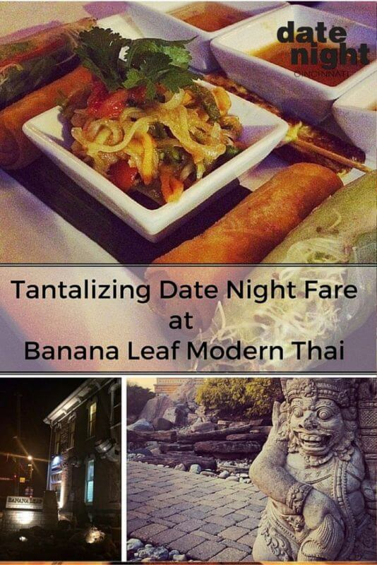 Tantalizing date night fare at Banana Leaf Modern Thai