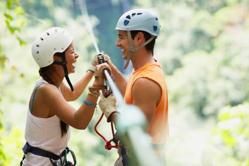 Be Adventurous – Go Ziplining in Cincinnati