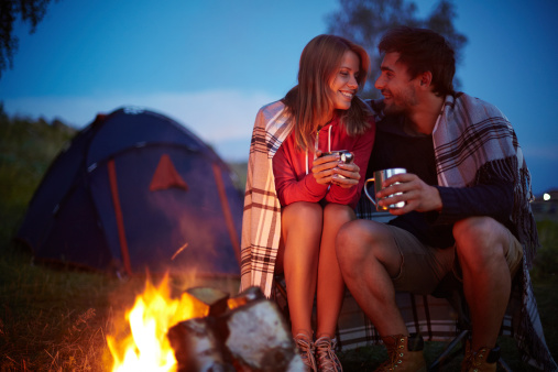 Camping dating website