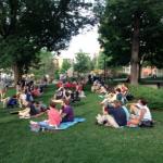 Cincinnati Outdoor Movie Spots