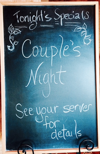 Wednesday Couples' Night at Pitrelli's