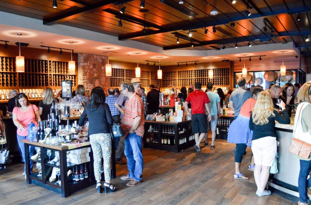 Wine & Dine at Cooper's Hawk Winery & Restaurant