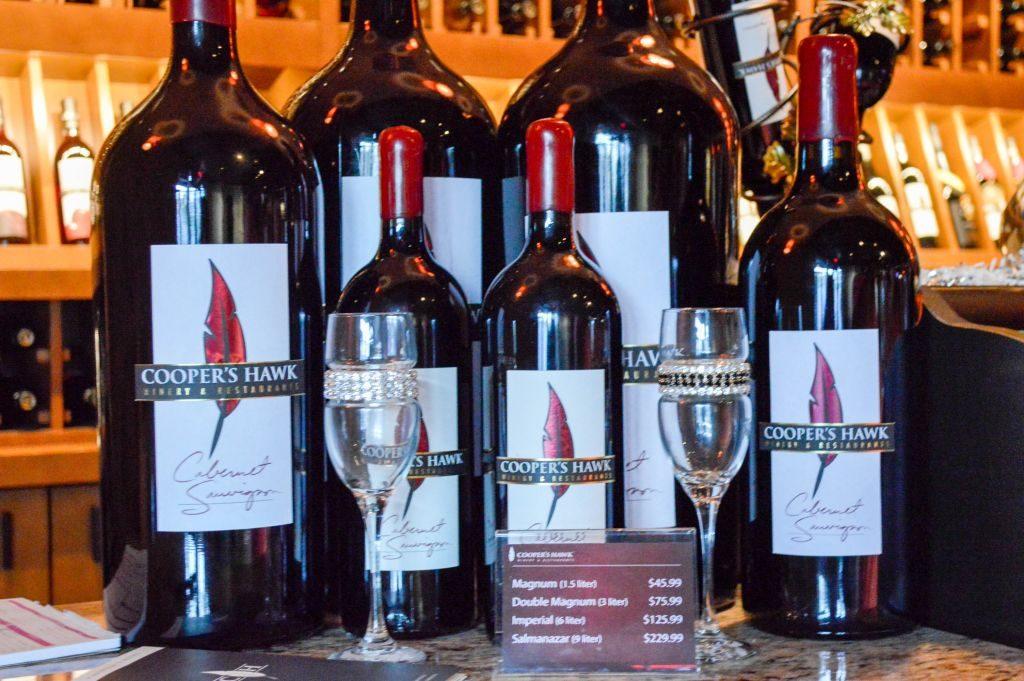 Cooper's Hawk Wine