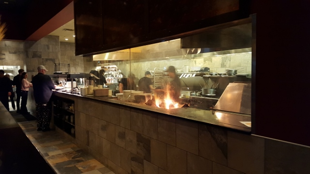 Open kitchen Firebirds
