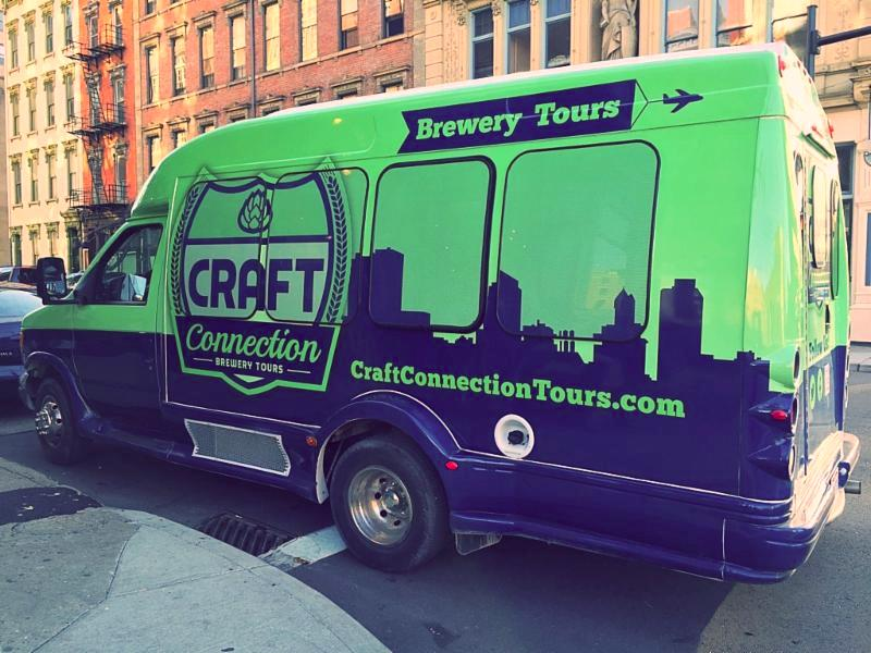 Craft Connection: An Out of the Box Brewery Tour Date