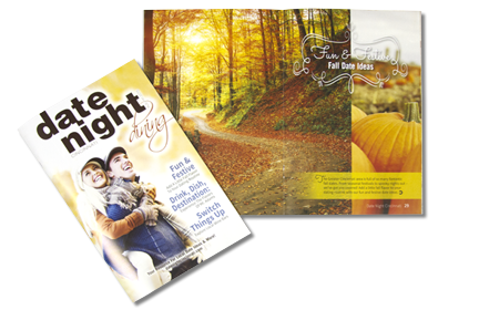 The Fall Issue of Date Night Cincinnati Magazine is Here!
