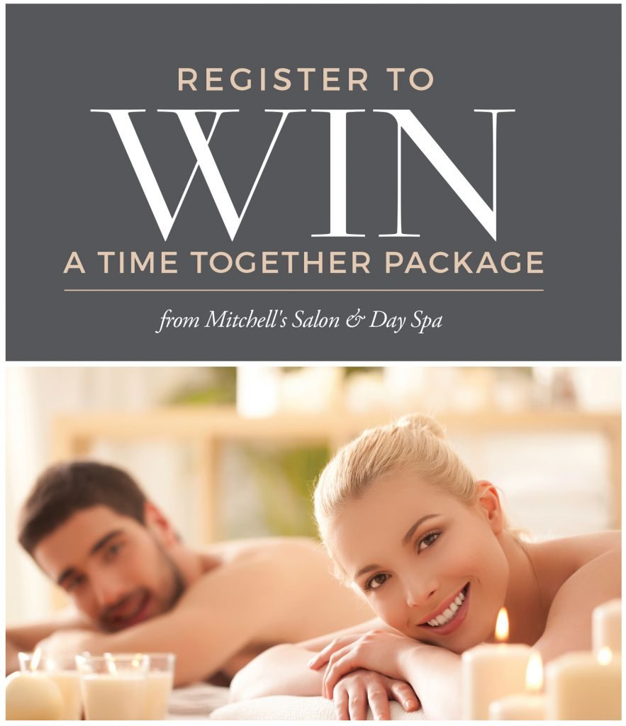Mitchell's Time Together Package Contest