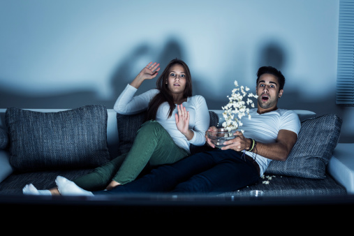 Halloween Movies for a Date Night