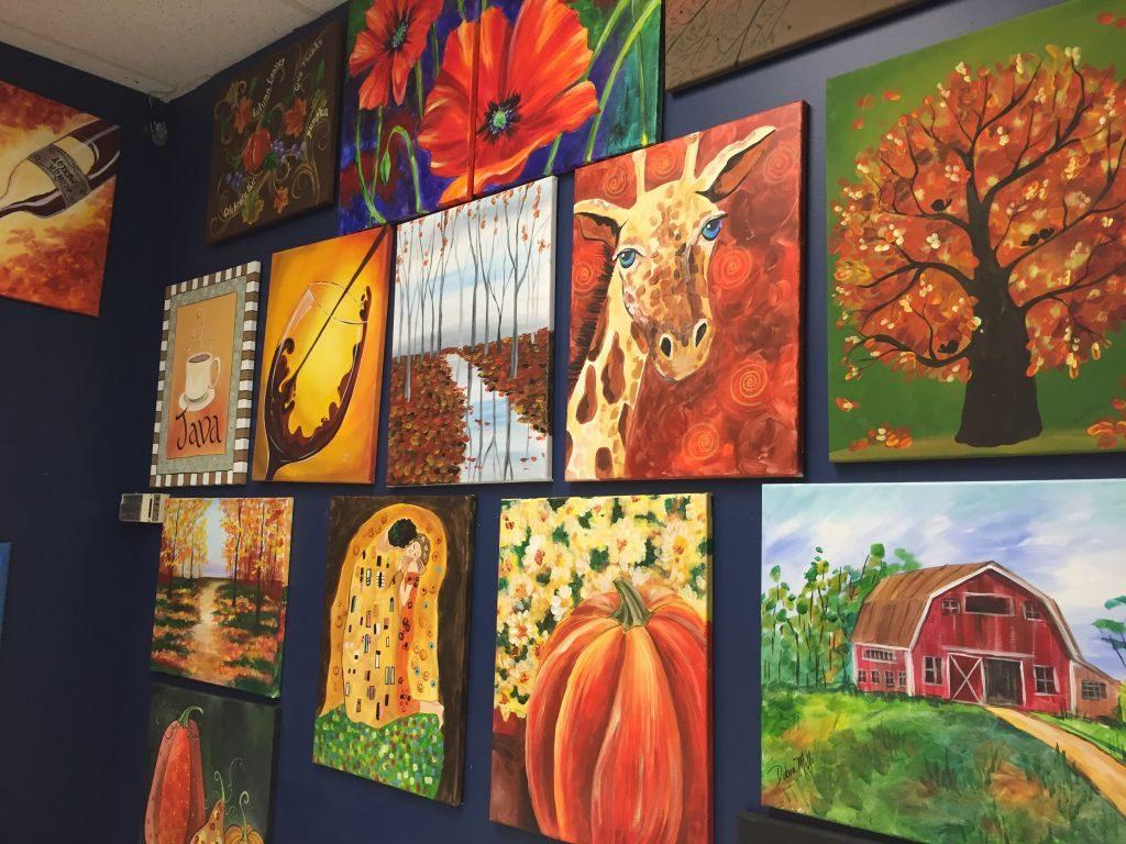 Art for Sale at Stroke of Art in Cincinnati