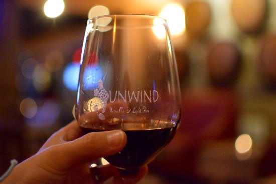 Unwind Wine Bar in Hyde Park: Romantic, Fun & Relaxing