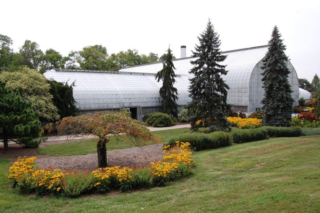 indoor dates Krohn Conservatory Cincinnati
