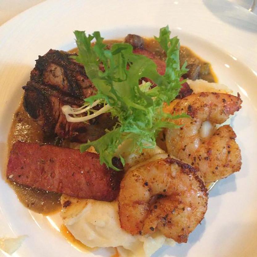 Mixed Grill Eddie Merlot's