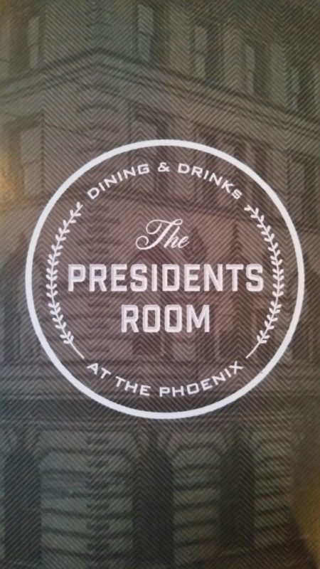 The Presidents Room Cincinnati
