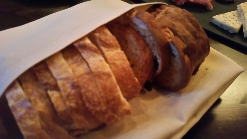 Fresh Bread at The Presidents Room Cincinnati