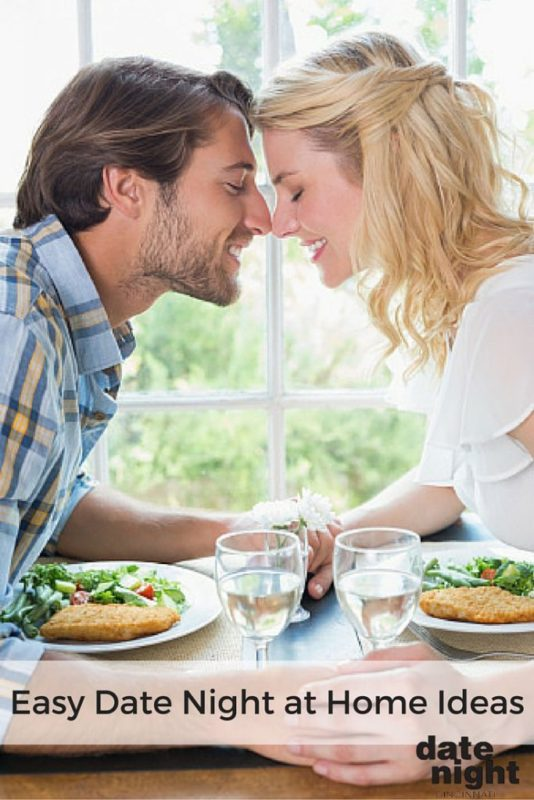 Check out our list of great date night at home ideas that are quick and easy to put together.