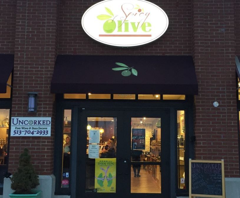 A Heart Healthy Date Night at The Spicy Olive
