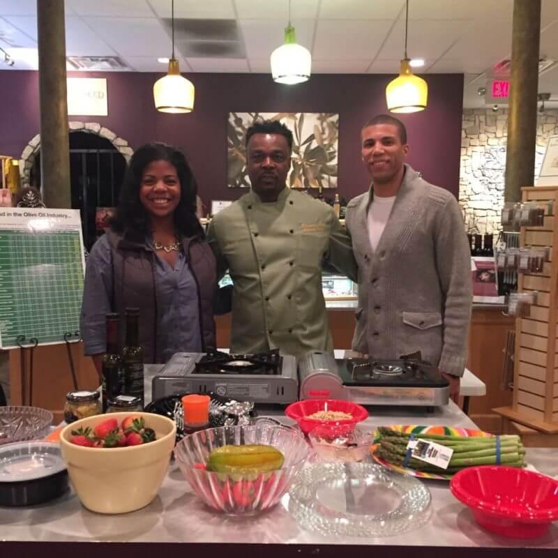 Spicy Olive Cooking Class in Cincinnati