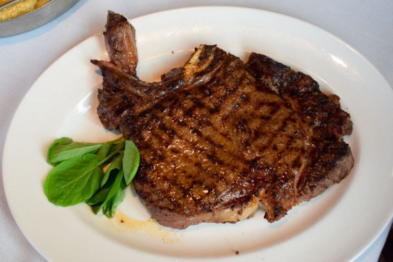 22 oz Bone-In Ribeye at Capital Grille