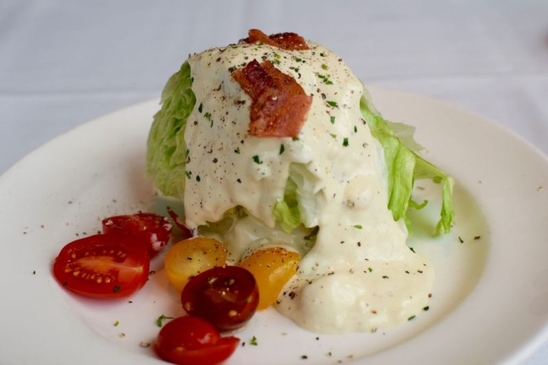 Capital Grille Wedge Salad