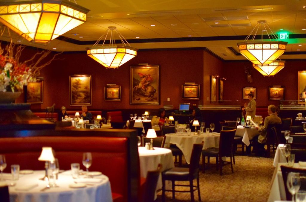 A Fancy, Yet Comfortable Date Night at The Capital Grille