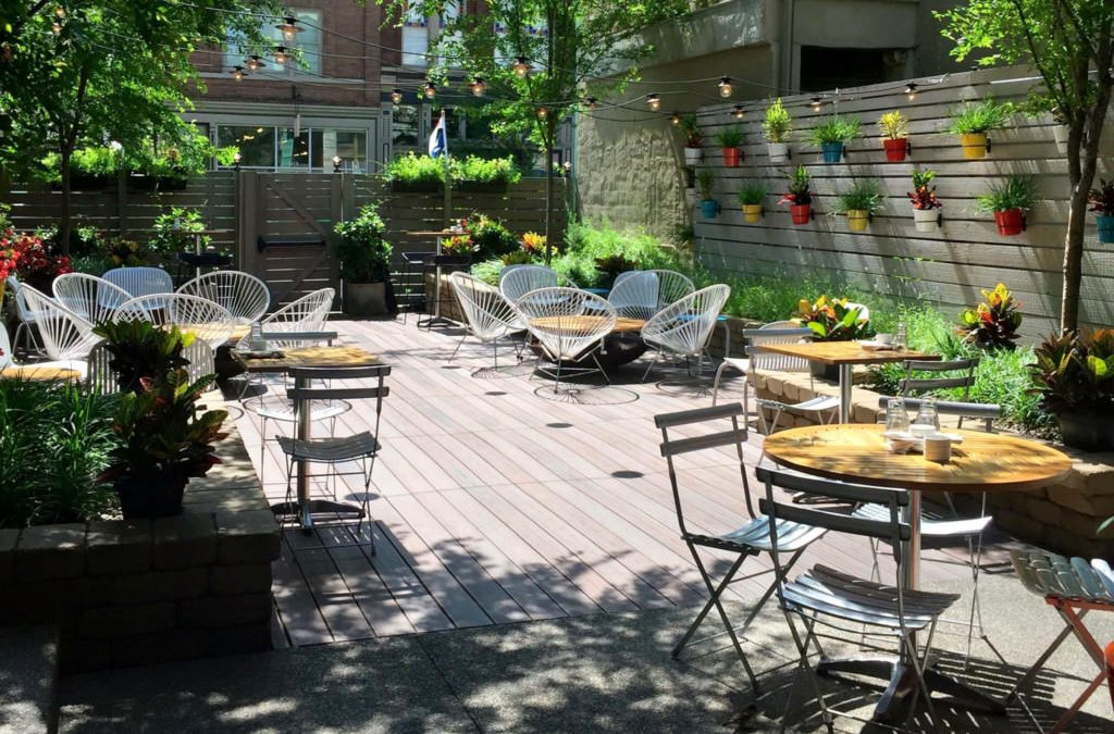 NKY & Cincinnati Patio Dining For Every Occasion