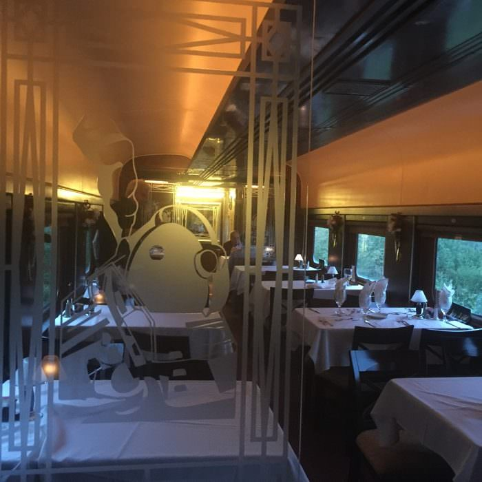 Cincinnati Dinner Train Car