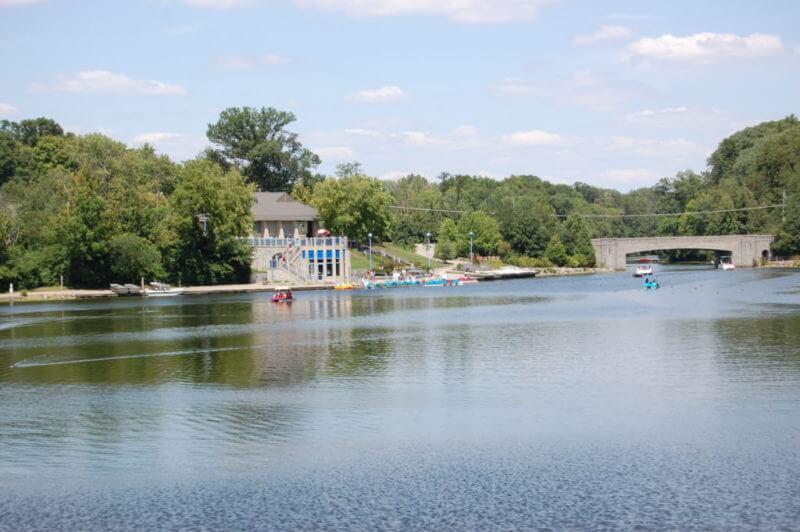 Sharon Woods Park Sharonville