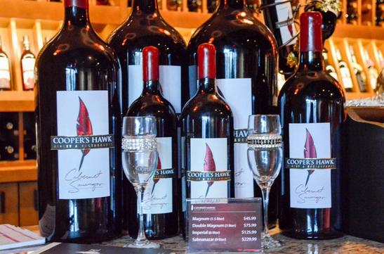 Cooper's Hawk Winery & Restaurant Cincinnati