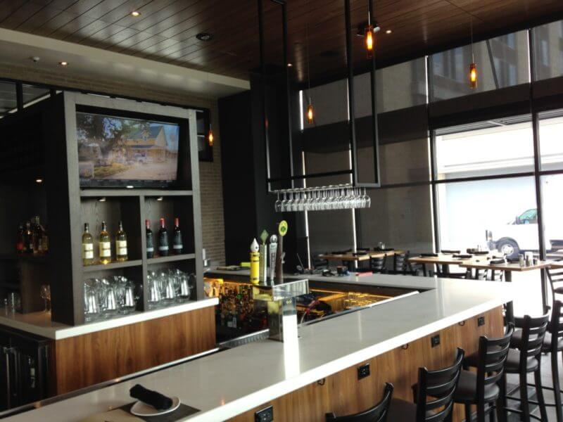 Cooper's Hawk Bar at Liberty Center