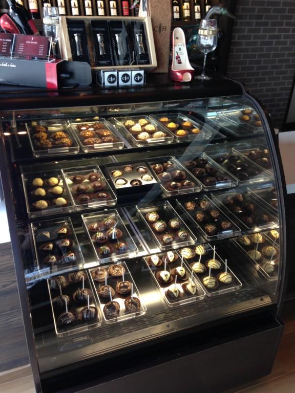 Desserts at Cooper's Hawk